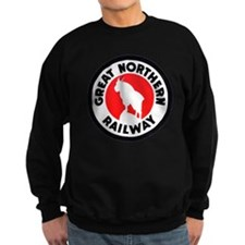 Cute Great northern railroad Sweatshirt