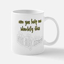 Milky Discharge Mug