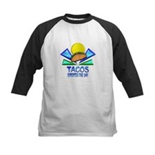 Tacos Brighten the Day Tee