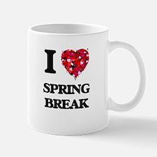 I love Spring Break Mugs