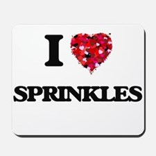 I love Sprinkles Mousepad