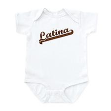 Latina Infant Bodysuit