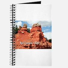 Red Canyon, Utah, USA (caption) Journal