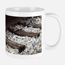Railroad Track Mugs