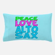 Funny Alto saxophone Pillow Case
