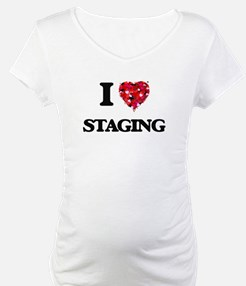 I love Staging Shirt