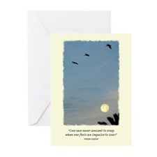Cute Quotations Greeting Cards (Pk of 20)