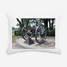 Unique Gettysburg Rectangular Canvas Pillow