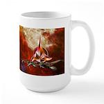 Unique Star Trek Klingon Large Mugs
