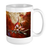 Klingon Large Mugs (15 oz)