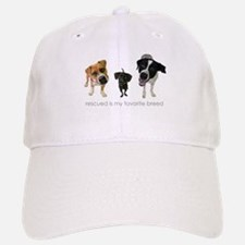 Rescued Favorite Breed Baseball Baseball Baseball Cap