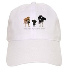 Rescued Favorite Breed Baseball Baseball Cap
