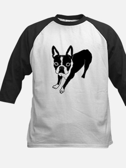 Boston Terrier Baseball Jersey