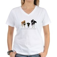 Rescued Favorite Breed T-Shirt