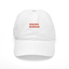 Reading Warrior Orange Baseball Baseball Baseball Cap