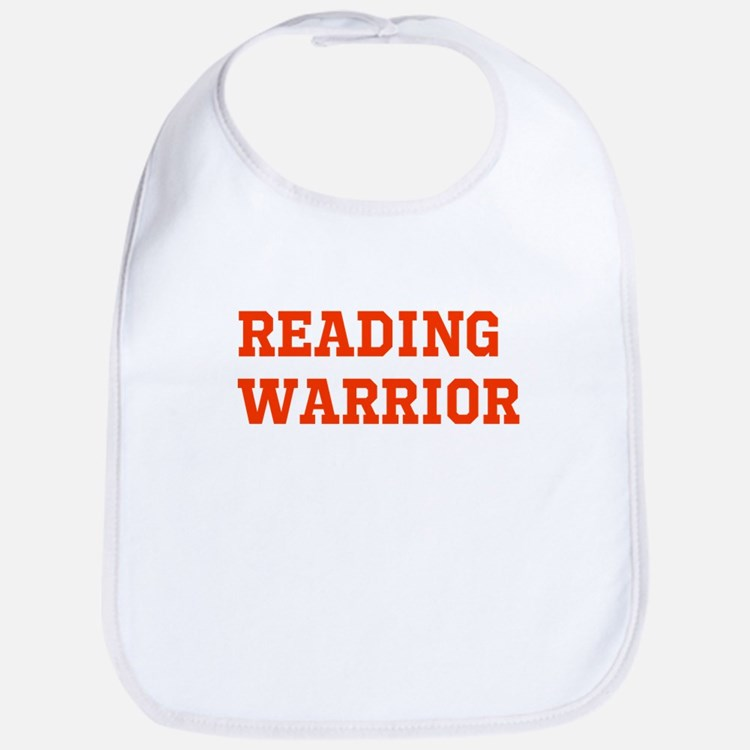 Reading Warrior Orange Bib