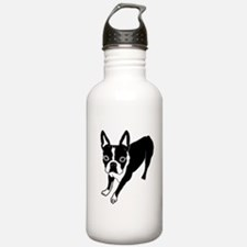 Boston Terrier Water Bottle