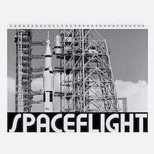 Spaceflight Wall Calendar