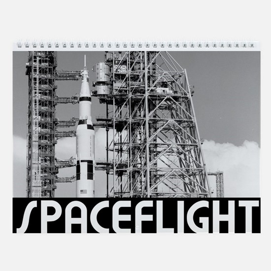 Spaceflight Wall Calendar