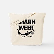 Shark Week Tote Bag