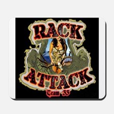 Team 33 Rack Attack Mousepad