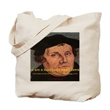 You are a toad eater and a fawner. From A Tote Bag