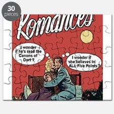 Calvinist Romances Puzzle