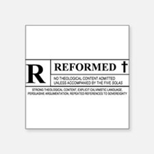 Reformed Sticker