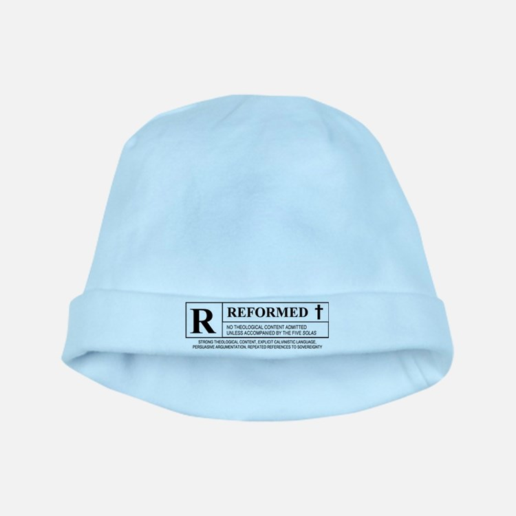 Reformed baby hat