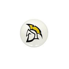 Milwaukee Warrior Mini Button (10 Pack)