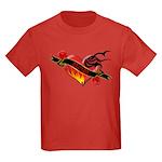 Mom Kids Dark T-Shirt