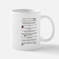 DOG MEAT - CHRISTMAS MENU Mugs