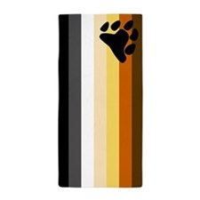 Bear Flag Beach Towel
