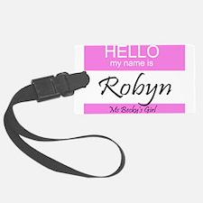 Robyn Luggage Tag
