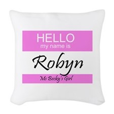 Robyn Woven Throw Pillow