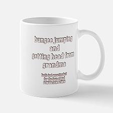 Bungee Grandma Mug