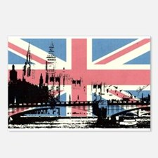 London Jacked Postcards (Package of 8)