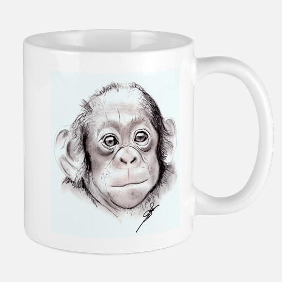 Chimp Mugs