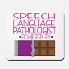 Speech Language Pathologist Mousepad