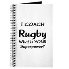 rugby coach Journal