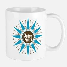 RetroHut Logo Mugs