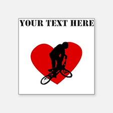 BMX Heart (Custom) Sticker