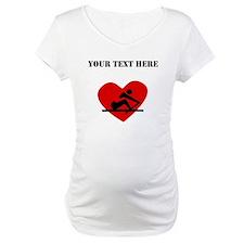 Rowing Heart (Custom) Shirt