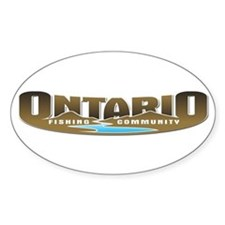 Funny Ontario Decal