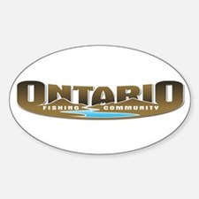 Cute Ontario Decal