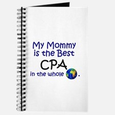 Best CPA In The World (Mommy) Journal