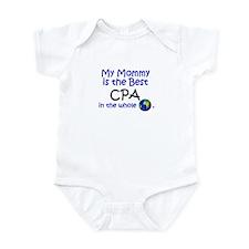 Best CPA In The World (Mommy) Onesie