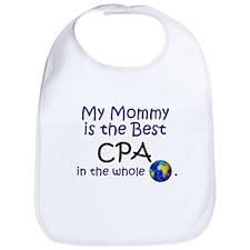 Best CPA In The World (Mommy) Bib