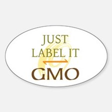 GMO - Label It Decal