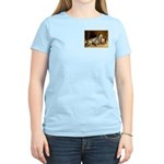 TWO TERRIERS Women's Light T-Shirt